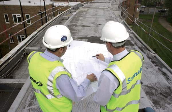 Flat Roofs Belmont Roofing