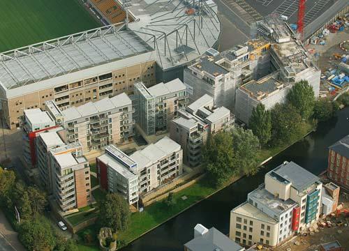 Taylor Wimpey Riverside Development