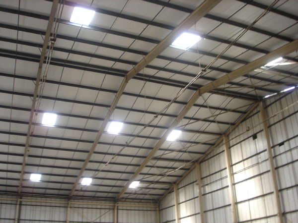 Waymade Roof Lighting Refurbishment