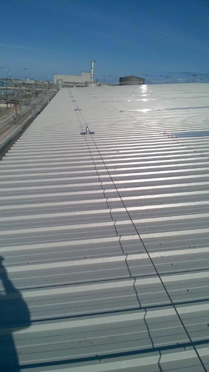 9000m2 Asbestos Roof Replacement