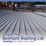 £600,000 Stripping & Replacement 9000m2 Asbestos Roof