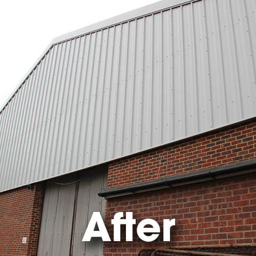 Belmont Roofing Bradnam Joinery After Refurbishment