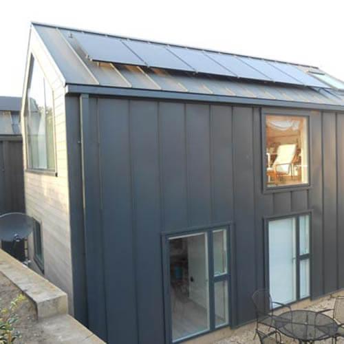 Belmont Roofing Factory Asbestos Refurbishment Norwich