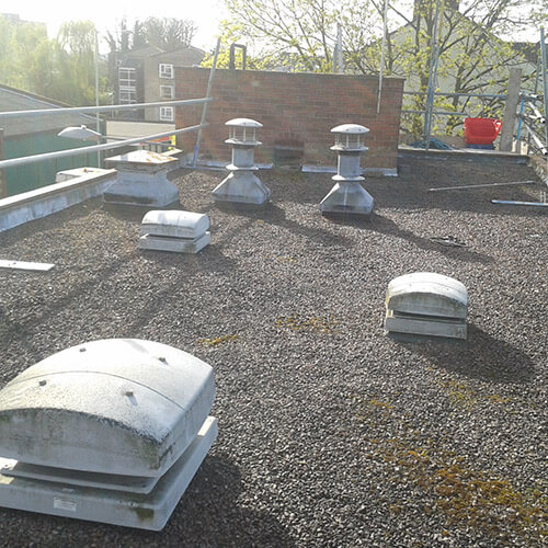 Belmont Roofing Glasswells Bury St Edmunds Roof Refurbishment