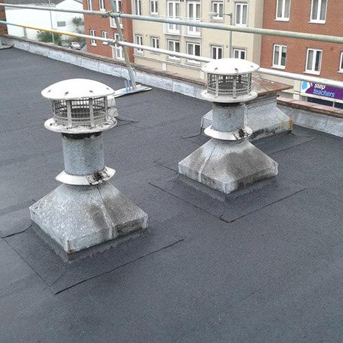 Belmont Roofing Glasswells Bury St Edmunds Roof Rejuvenation
