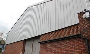 Belmont Roofing Wall Cladding After Refurbishment