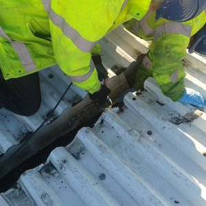 Belmont Roofing Waymade Healthcare PLC Gutter Cleaning