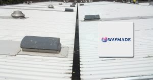 Belmont Roofing Waymade Healthcare PLC Roof Refurbishment Project