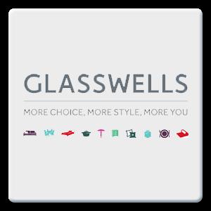Glasswells Logo