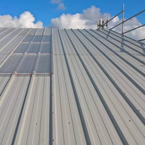 Belmont Roofing Claxton Engineering Refurbishment After