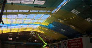 Belmont Roofing Claxton Engineering Refurbishment Norwich 1