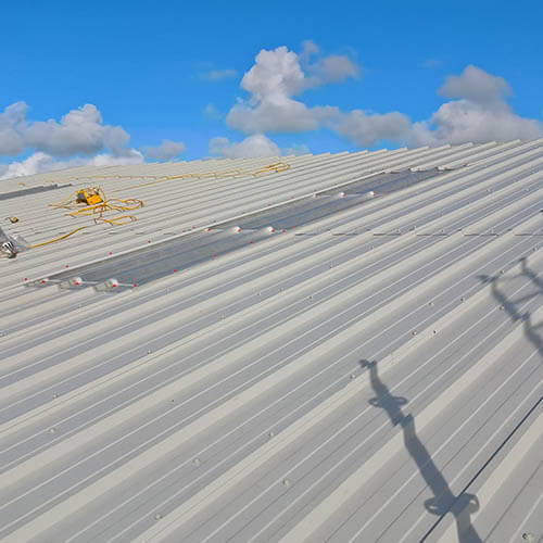 Belmont Roofing Claxton Engineering Roof Refurbishment After