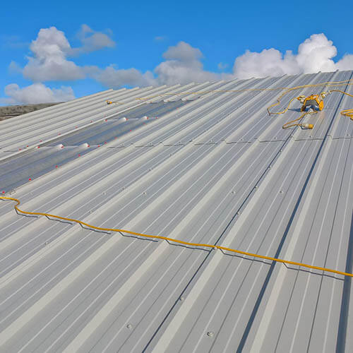 Belmont Roofing Claxton Engineering Rooflights Refurbishment After
