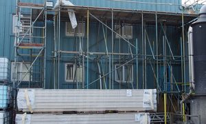 Belmont Roofing Factory Asbestos Removal Norwich