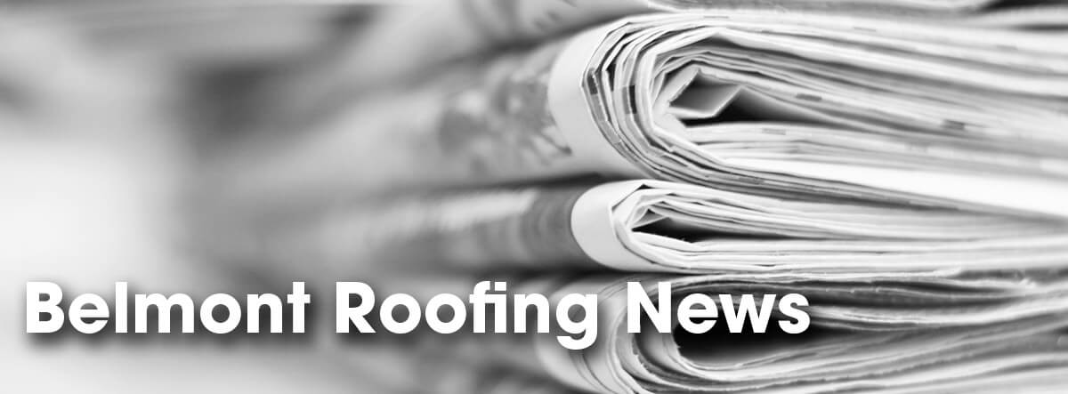 Belmont Roofing Latest News Roofing Norwich
