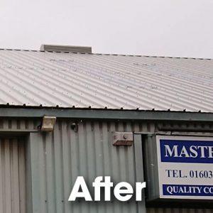 Belmont Roofing Mastercote UK Roof Refurbishment 1