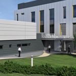Belmont Roofing Morgan Sindall New Build Project