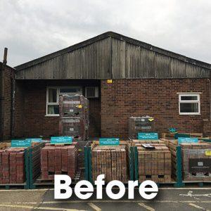 Belmont Roofing Ridgeons Ipswich Before Roof Refurbishment Norwich 2