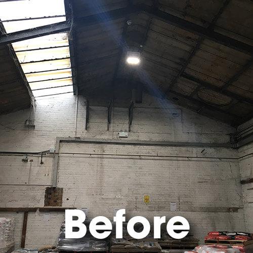 Belmont Roofing Ridgeons Ipswich Before Roof Refurbishment Norwich 4