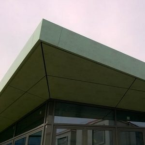 Belmont Roofing Wymondham Leisure Centre Wall Cladding and Re-Roofing Norwich