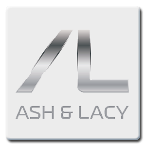 Ash and Lacy Logo