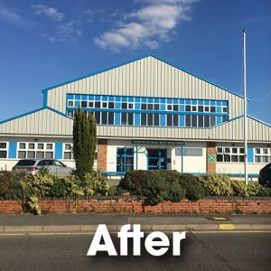 Belmont Roofing Clearview Communications Asbestos Removal Norwich 1