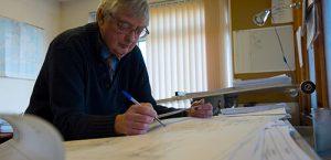 Belmont Roofing New Build CAD Draftsman