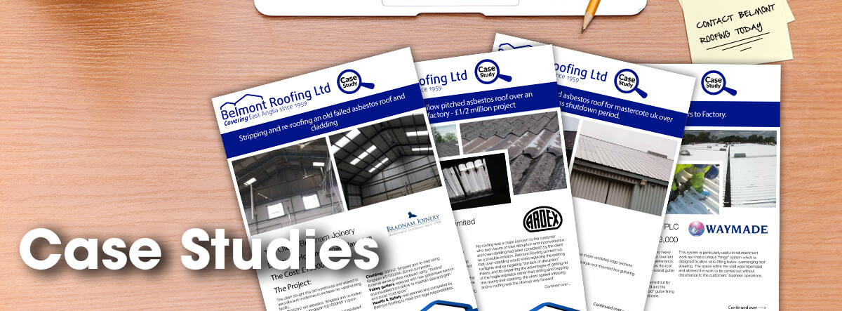 Belmont Roofing Roofing and Cladding Case Studies Norwich