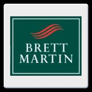 Brett Martin Logo