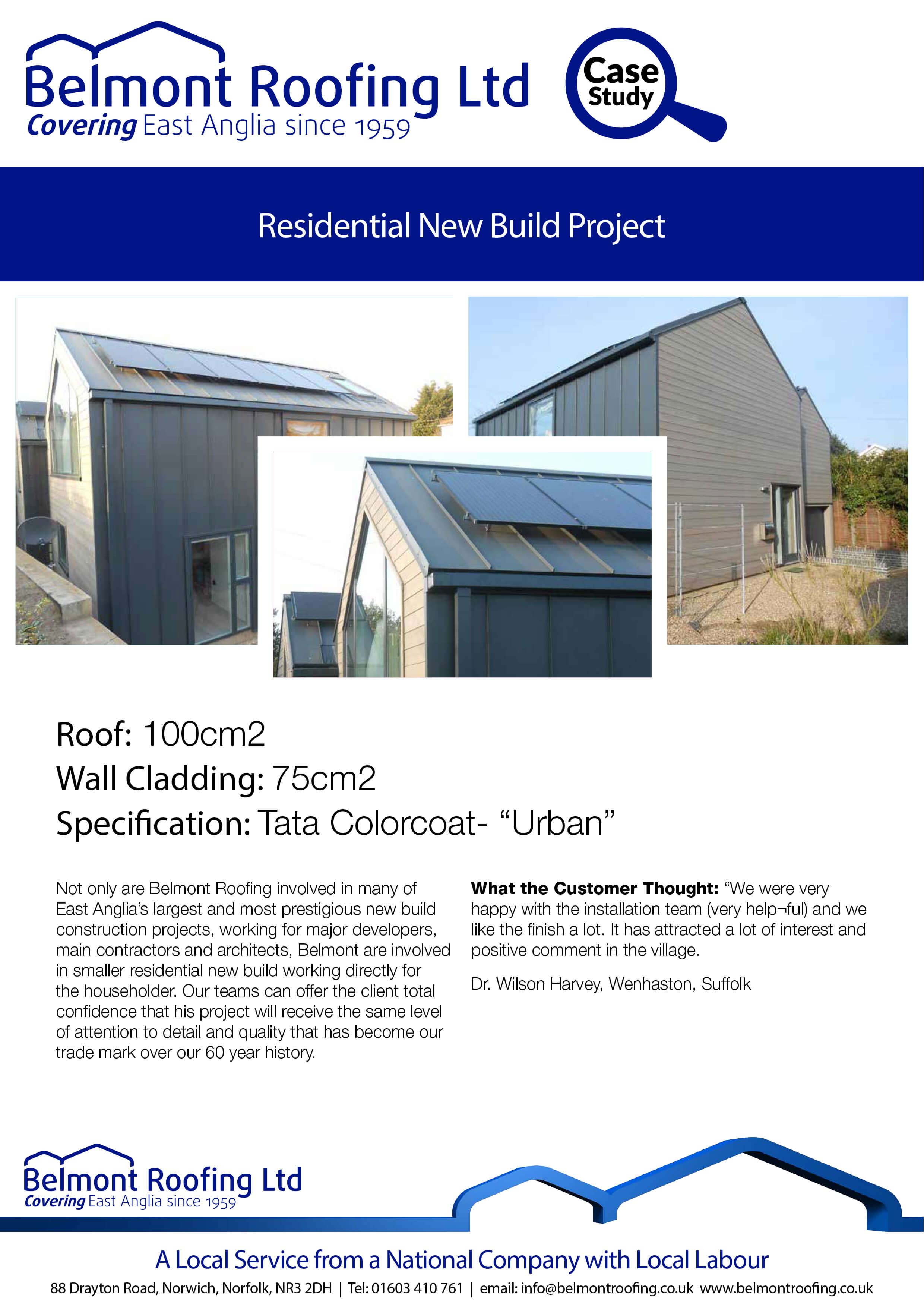 Residential New Build Project