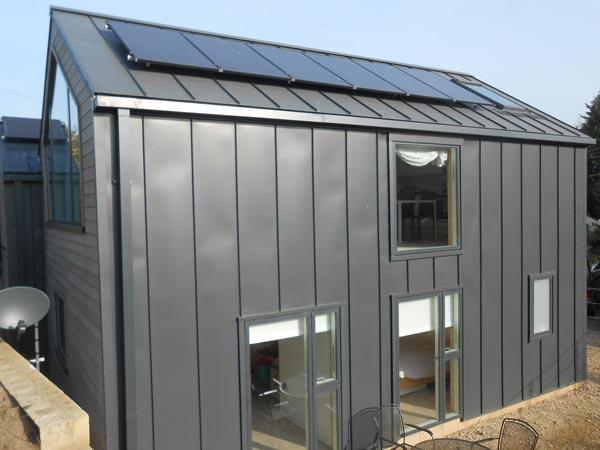 Wenhaston, Suffolk Cladding Roofing