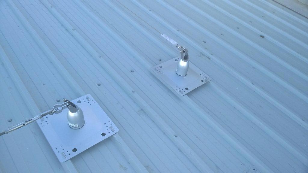 Roofing Safety Line System
