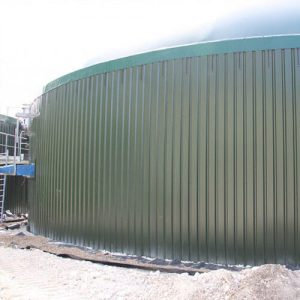 Belmont Roofing Wall Cladding Refurbishment Green Domes 2