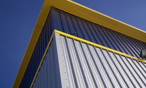 Belmont Roofing Wall Cladding Warehouse Refurbishment