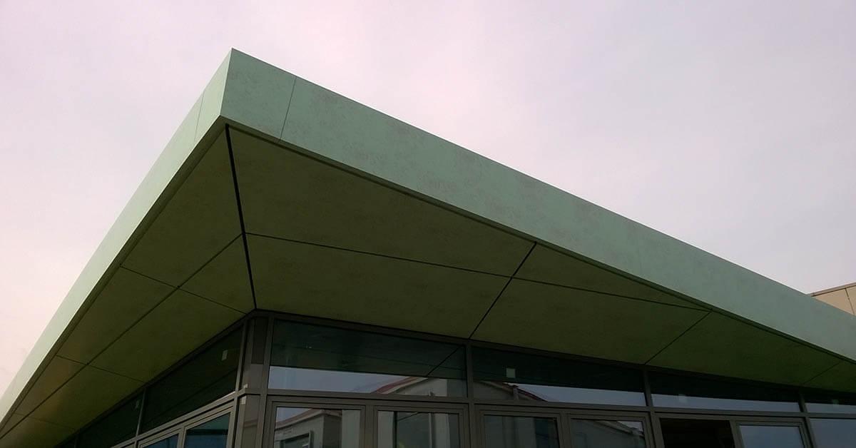 Belmont Roofing Wymondham Leisure Centre Refurbishment Norwich