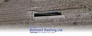 Fragile asbestos or fibre cement roofs: Over-roofing v Strip and Re-Roof